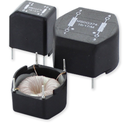 Exxelia Magnetics TCM Common Mode Chokes from New Yorker Electronics