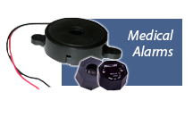 New Yorker Electronics supplies the entire Mallory Sonalert product line of electronic audible alarms and board-level audible devices such as transducers, indicators and sirens