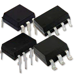 Vishay VOR1121A6, VOR1121B6, VOR2121A8 and VOR2121B8 Hybrid Single- and Dual-Channel Solid-State Relays (SSRs) from New Yorker Electronics