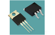 Vishay Siliconix ThunderFET Power MOSFETs in SUP70040E and SUM70040E