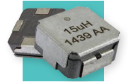 Vishay Dale IHLE-5A Series of Low-Profile, High-Current Power Inductors