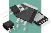 Rectron Bridge Rectifiers, ESD Diodes, High Voltage Rectifiers, Recovery Rectifiers, Schottky Diodes, Signal-Switching Diodes, Silicon Carbide (Sic) Schottky, Standard Rectifiers, Transistors, Transient Voltage Suppressor (TVS) Diodes, Zener Diodes and MOSFETs.