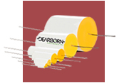 Exxelia Dearborn 880P Series of metalized Polyphenylene Sulfide (PPS) Film Capacitors