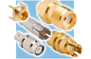 New Yorker Electronics now Distributes Amphenol RF Coaxial Connectors and Cable Assemblies