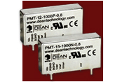 Dean Technology PMT High-Voltage, Adjustable Microsize DC/DC Power Supplies