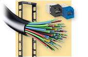 New Yorker Electronics supplies Panduit cable and wire bundling solutions, copper systems, grounding, wire routing, wire termination, manual and pneumatic hand tools and software solutions such as DCIM